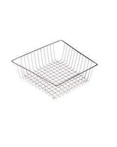 Ανοξείδωτο Καλάθι-Πιατοθήκη  37,3 / 31x31,8 εκ.  Carron Phoenix W17
