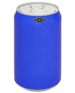 Αυτόματος Κάδος / Χαρτοδοχείο 2,5lt με φωτοκύτταρο Inox Trendy Swan  Μπλε, Ø120*230mm ECOSALES EAD100502B