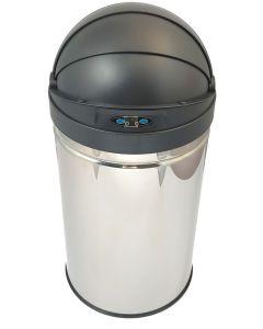 Αυτόματος Κάδος Inox με φωτοκύτταρο Ø30,5*63cm 30lt Bubble Dhole EAD100130B