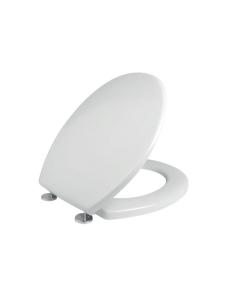 Κάλυμμα Λεκάνης WC Βακελιτικό Bαρέως Τύπου Λευκό 37*38-43cm Kerafina Όλυμπος-Ιθάκη, Ideal Standard  Μπαχάμα-Μπαχάμα 2000  Elvit 0044