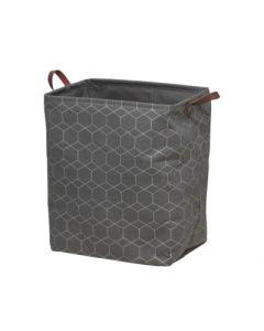 Καλάθι Απλύτων  Υφασμάτινο 50*40*30 εκ. Sealskin Geometric 362455014