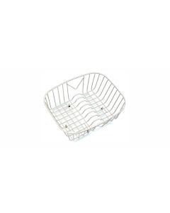 Καλάθι-Πιατοθήκη Νεροχύτη Ανοξείδωτο 39*30 εκ.Nεροχύτη Sanitec No4 04-02-00029
