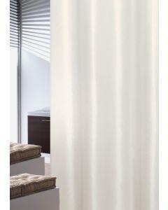 Κουρτίνα Μπάνιου Εκρού 240*200 εκ. Υφασμάτινη Polyester Joy Bath Plain 002-00037