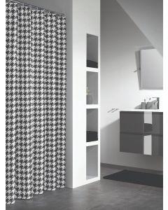 Κουρτίνα Μπάνιου 180*200εκ. Υφασμάτινη Polyester Joy Bath Seamless 002-00035