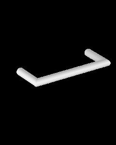 Κρίκος Μπάνιου Λευκός Διπλής Στήριξης Verdi Lamda White Matt 3012301