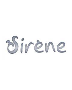 Ντουσιέρα 140*80*2,6 εκ. Υφή Πέτρας Λευκό Ματ Χυτό Μάρμαρο Sirene Cast Marble Slate S14080-301