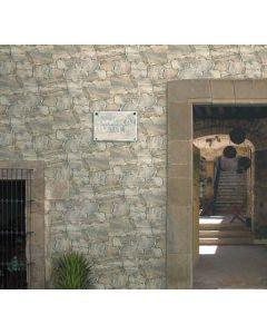 Πλακάκι Επένδυσης Τοίχου Κεραμικό Ματ 33*55 εκ. Ribassos Crema VC1773355
