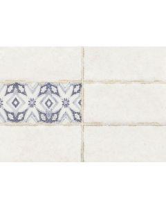 Πλακάκι Ντεκόρ Κεραμικό Τοίχου /Δαπέδου Μπάνιου  25*40 εκ. Τalavera Azul VC1182540ΤΑ