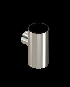 Ποτηροθήκη Επίτοιχη Μέταλλο Νίκελ Ματ Lamda Nickel Matt 3011578