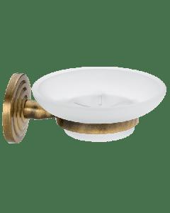 Σαπουνοθήκη Ρετρό Μπρονζέ Verdi Brass 3080666