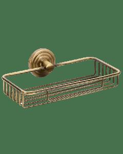 Σπογγοθήκη μία ροζέτα Ρετρό Μπρονζέ Verdi Brass 3080766