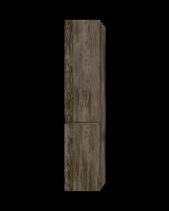 Στήλη Μπάνιου Κρεμαστή Υ175*Π35*Β37 εκ. Χρώμα Anziano Grey Sanitec Alba C