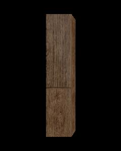 Στήλη Μπάνιου Κρεμαστή Υ175*Π35*Β37 εκ. Χρώμα Anziano Natural Sanitec Alba C