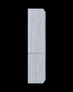 Στήλη Μπάνιου Κρεμαστή Υ175*Π35*Β37 εκ. Χρώμα Canyon Greyish Sanitec Alba C