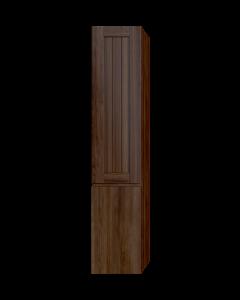 Στήλη Μπάνιου Κρεμαστή Υ175*Π35*Β37 εκ. Χρώμα Noce Lirico Sanitec Alba B