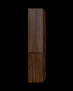 Στήλη Μπάνιου Κρεμαστή Υ175*Π35*Β37 εκ. Χρώμα Noce Lirico Sanitec Alba C