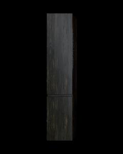 Στήλη Μπάνιου Κρεμαστή Υ175*Π35*Β37 εκ. Χρώμα Pine Dark Sanitec Alba A