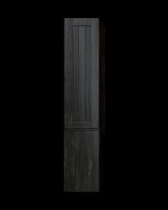Στήλη Μπάνιου Κρεμαστή Υ175*Π35*Β37 εκ. Χρώμα Pine Dark Sanitec Alba B