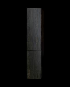 Στήλη Μπάνιου Κρεμαστή Υ175*Π35*Β37 εκ. Χρώμα Pine Dark Sanitec Alba C