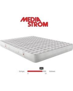 Στρώμα Ύπνου Ανατομικό Διπλό 132-140*200 εκ.Media Strom Prestige Multi 0376