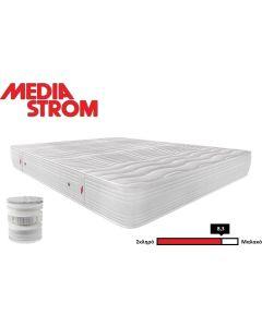 Στρώμα Ύπνου Ανατομικό Υπέρδιπλο 162-170*200 εκ.Media Strom Prestige Multi 0376