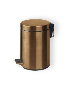 Χαρτοδοχείο 3lt Performa Design Antique Brass (Bronze) 835-221