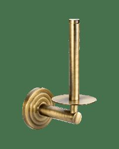 Χαρτοθήκη Εφεδρική Ρετρό Μπρονζέ Verdi Brass 3084466