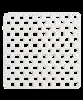 Αντιολισθητικό Ταπέτο Ντουσιέρας 50*50εκ. Λευκό Sealskin Safety Mat Doby White 312003410