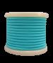 Καλώδιο Γαζάζιο Υφασμάτινο 2*0,75 mm Ρολλό 10 Μέτρων Enjoy EL330006