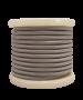 Καλώδιο Γκρι Ανοιχτό Υφασμάτινο 2*0,75 mm Ρολλό 10 Μέτρων Enjoy EL330010
