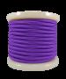 Καλώδιο Μωβ Υφασμάτινο 2*0,75 mm Ρολλό 10 Μέτρων Enjoy EL330027