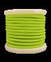 Καλώδιο Πράσινο Φωσφοριζέ Υφασμάτινο 2*0,75 mm Ρολλό 10 Μέτρων Enjoy EL330003