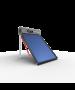 Calpak Mark 4 Ηλιακός Θερμοσίφωνας 200 lt/3m2 Glass Επιλεκτικός Διπλής Ενέργειας